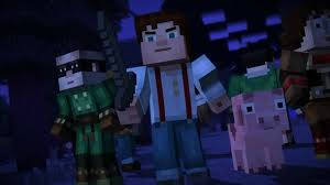Image result for Minecraft story mode episode 2 screenshots