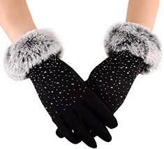Women's Winter Gloves, Jushye Womens <b>Fashion</b> Winter <b>Outdoor</b> ...