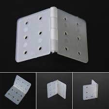 10pcs Nylon & Pinned Hinge for RC airplane aileron connection RC ...