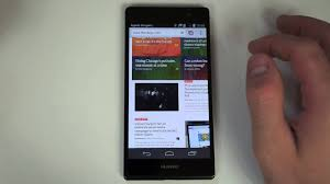 Test du Huawei Ascend P7 - par Test-Mobile.fr - YouTube
