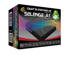 <b>Медиаплеер Selenga A1 1Gb/8Gb</b> Android TV Box, цена 88 руб ...