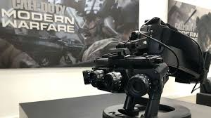 The Modern Warfare Dark Edition night vision goggles are a sight to ...