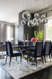 modern home fine formal dining room