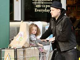 Celebrity Dad Joel Madden