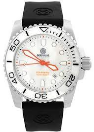 <b>Часы Deep Blue WHTWHTQTZMOP</b> - купить мужские наручные ...