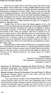 language and theme essays on african literature  language and theme essays on african literature
