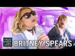 Britney Spears Carpool <b>Karaoke</b> - YouTube