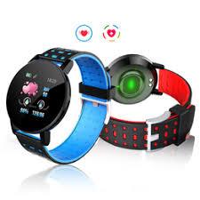119 Plus Smart Bracelet Heart Rate Blood Pressure ... - Vova