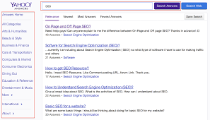 how to answer questions on yahoo answers seo software inbound also when choosing a category feel to choose from any of the subcategories for more specific topics