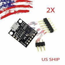 2X PCS <b>Digispark Kickstarter</b> Attiny85 <b>USB Development</b> Board for ...