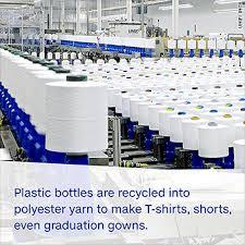 The company turning <b>4</b> billion <b>plastic</b> bottles into <b>clothes</b>