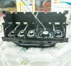 Промывка <b>печатающей</b> головки Canon и HP (Hewlett-Packard)