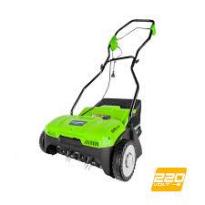 <b>Аэратор Greenworks</b> GDT35 1100W 2505007 (<b>35</b> см) электрический