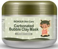 <b>Очищающая пузырьковая маска для</b> лица (100 г.), BIOAQUA