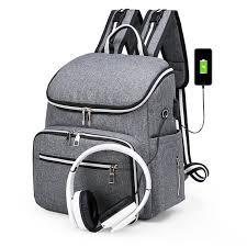 <b>Сумка</b> для подгузников, водонепроницаемый <b>рюкзак</b> для <b>мам</b>