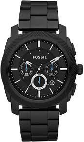 Американские <b>часы Fossil</b> Machine <b>FS4552</b>, купить оригинал