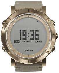 <b>Наручные часы</b> SUUNTO Essential <b>Gold</b> — купить по выгодной ...