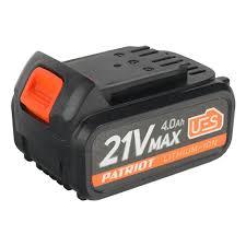 <b>Батарея аккумуляторная PATRIOT</b> PB BR 21V(Max) 21В 4.0Ач Li ...