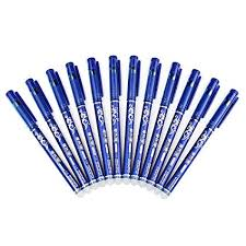 VK 12 Pcs / Pack 0.5mm Special Erasable Pen ... - Amazon.com