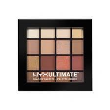 <b>Палетка</b> теней для век <b>NYX</b> Ultimate Shadow Palette - Warm ...