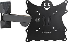 <b>Кронштейн для</b> ТВ <b>Kromax CASPER</b>-<b>203</b>, черный — купить в ...