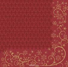 """<b>Салфетки</b> бумажные <b>Duni</b> """"<b>Lin</b> Soft"""", цвет: красный, 40 см, код ..."""