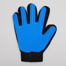 <b>Перчатка для груминга</b>, 24 х 17 см, микс цветов (4938481 ...