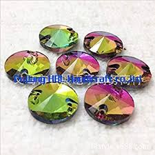 Wowobjects <b>1Pc</b> 14Mm 36Pcs 8-18Mm Rainbow <b>Sewing On</b> Stones ...