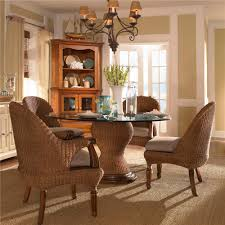 Round Back Dining Room Chairs Inspiring Dining Room Decoration With Seagrass Dining Chairs Plus