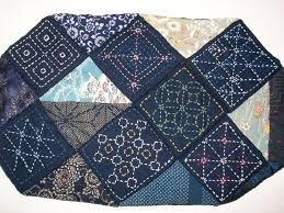 <b>Sashiko</b>. I will make a quilted-via- elaborate-<b>embroidery winter</b> ...