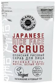 Planeta Organica <b>скраб</b> для <b>лица</b> Fresh Market Japanese Rice ...