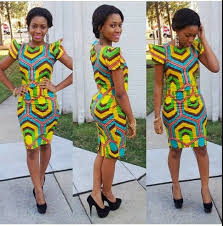 Image result for genevieve ankara style