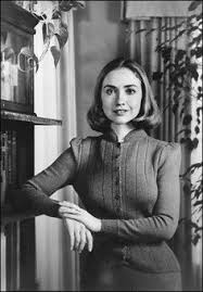 Image result for hillary clinton young