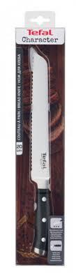 Купить <b>Нож для хлеба</b> Tefal Character, <b>20</b> см по цене 928.68 руб в ...