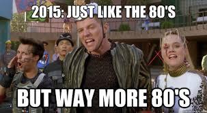Back to the future logic memes | quickmeme via Relatably.com