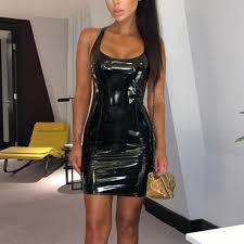 Женское <b>платье</b> без рукавов Feitong, однотонное повседневное ...