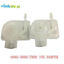 <b>einkshop</b> 10pcs Ink Damper For Epson 4800 4880 4880c 4000 ...
