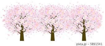 「桜 イラスト 無料」の画像検索結果