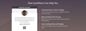 online lending made easy lendmemo