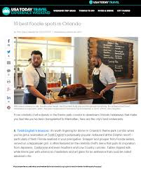 todd english s bluezoo the walt disney world swan and dolphin the article one of the ten best foodie spots in orlando usa today