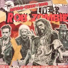 <b>Rob Zombie</b> - <b>Astro</b>-Creep: 2000 Live (2018, 180 Gram, Vinyl ...