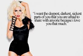 Lady Gaga Unforgettable Quotes