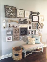 furniture living room wall: diy farmhouse style decor ideas entryway gallery wall rustic ideas for furniture paint colors farm house decoration for living room