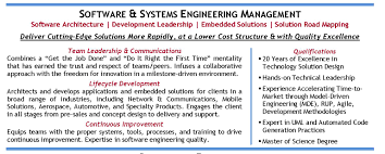 software engineer resume sample solution design systems engineer