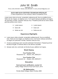 resume template 9 best templates for freshers in 9 best resume templates for freshers best in resume template