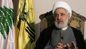 Image result for شیخ نعیم قاسم