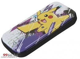 <b>Чехол Hori Premium</b> Vault Case Pikachu NSW-163U, цена 97 руб ...