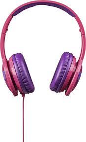 Купить <b>Наушники HAMA Blink</b>'<b>n Kids</b>, 3.5 мм, розовый в интернет ...