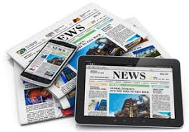 Image result for social media and newspapers