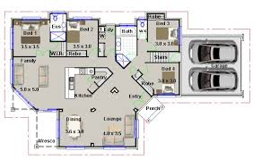 Bedroom Sloping Land Split Level House Designupper floor